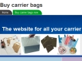 Buy Carrier Bags